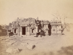 General view of the Chandramauleshvara Temple, Unkal